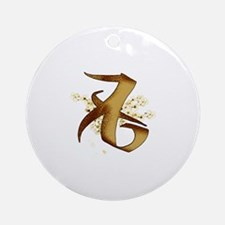 """Love"" Rune - Ornament (Round)"