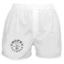 Trophy Husband Since 2011 Boxer Shorts