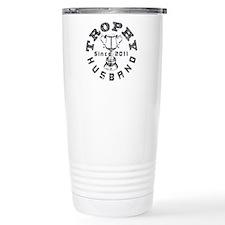 Trophy Husband Since 2011 Travel Mug