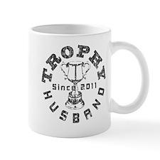Trophy Husband Since 2011 Mug