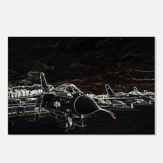 RAF Tornado Aero-Art Postcards (Package of 8)