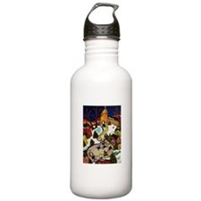 NUN CAPADES FOLK ART Water Bottle