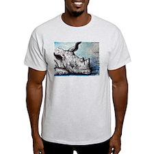 Wildlife, Rhino, T-Shirt