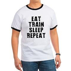 Eat, Train.... Ringer T