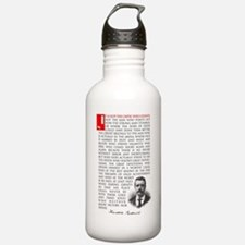 TEDDY ROOSEVELT Sports Water Bottle