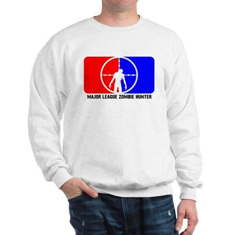 Major Leauge Zombie Hunter Sweatshirt
