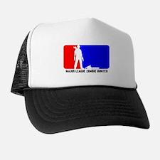 Major Leauge Zombie Hunter Trucker Hat