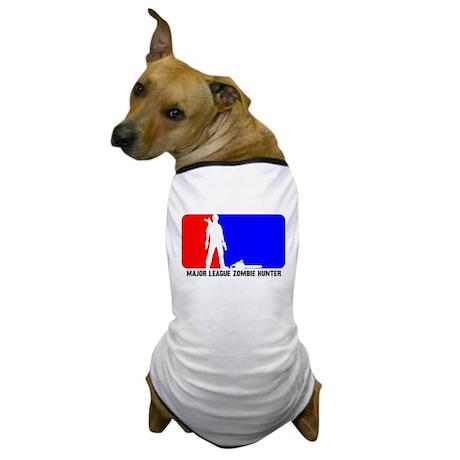 Major Leauge Zombie Hunter Dog T-Shirt