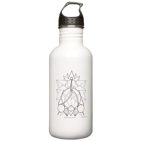 Ascended Master Guan Yin Stainless Water Bottle 1.