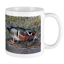 Wood Duck Pair Mug