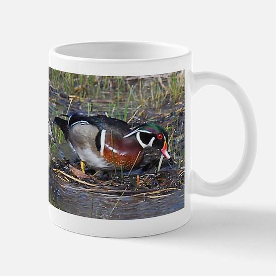Wood Duck Pair Mug