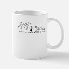 My Zombie Family Mug