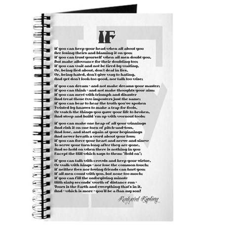 RUDYARD KIPLING Journal