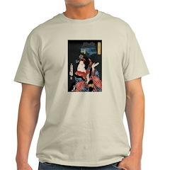 The young maiden Oshichi T-Shirt