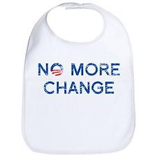NO MORE CHANGE Bib