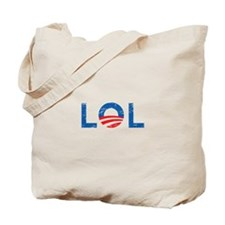 LOL Anti-Obama Tote Bag