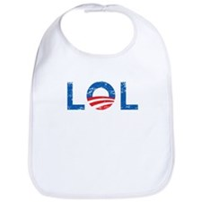 LOL Anti-Obama Bib