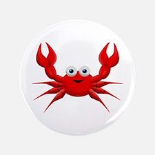 """Crab 3.5"""" Button"""