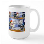 Disability Quote Large Mug