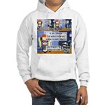 Disability Quote Hooded Sweatshirt