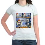 Disability Quote Jr. Ringer T-Shirt