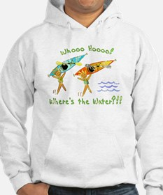 Where's the Water Hoodie