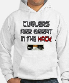 Curlers are Great in the Hack Hoodie