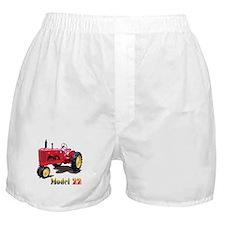 The Model 22 Boxer Shorts