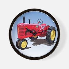 Farmers tractor Wall Clock
