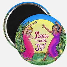 Dance With Joy Magnet