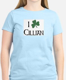 Shamrock Cillian Women's Pink T-Shirt