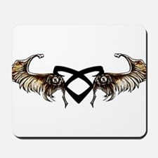 """Angelic"" Wings - Mousepad"
