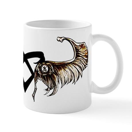 """""""Angelic"""" Wings - Mug"""