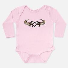 """Angelic"" Wings - Long Sleeve Infant Bod"
