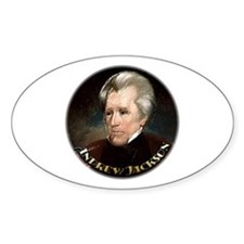 Andrew Jackson ~ Decal