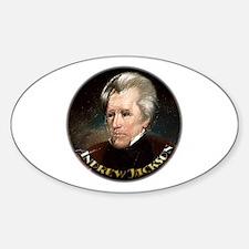 Andrew Jackson ~ Decal