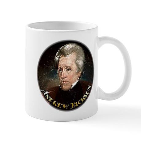 Andrew Jackson ~ Mug