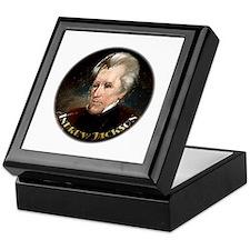 Andrew Jackson ~ Keepsake Box