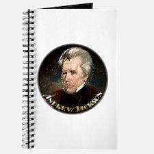 Andrew Jackson ~ Journal
