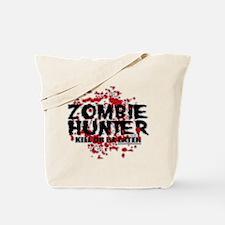 Zombie Hunter Tote Bag