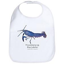 Blue Lobster Bib
