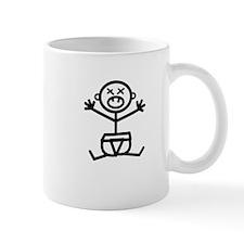 Zombie Baby Mug