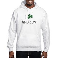 Shamrock Andrew Hoodie