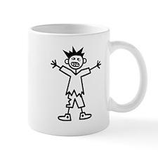 Zombie Boy Mug
