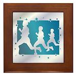 Running Framed Tile