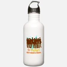 Eclipse Cullen Army Water Bottle