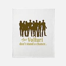 Eclipse Volturi T-shirts Throw Blanket