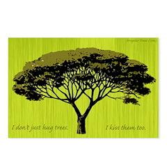 Tree Kisser Postcards