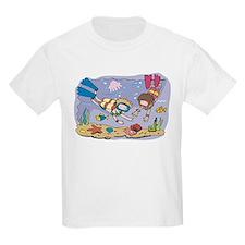 SCUBA Kids Kids T-Shirt