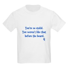 Star Trek Q Quote T-Shirt